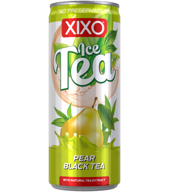 XIXO ICE TEA PEAR 0,25L