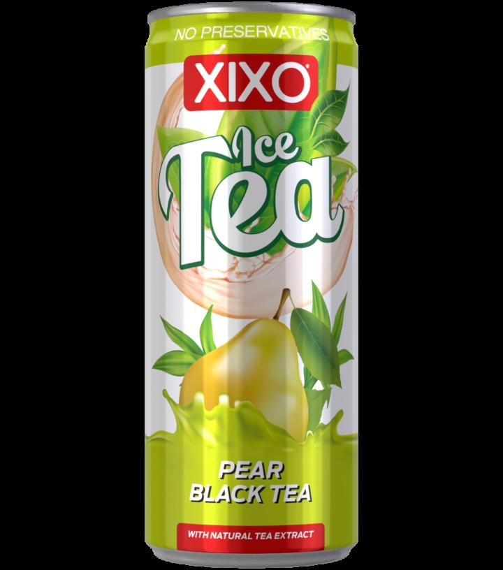 XIXO ICE TEA PEAR 0,25L