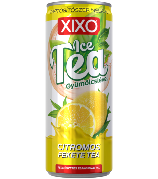 XIXO ICE TEA CITROM 0,25L