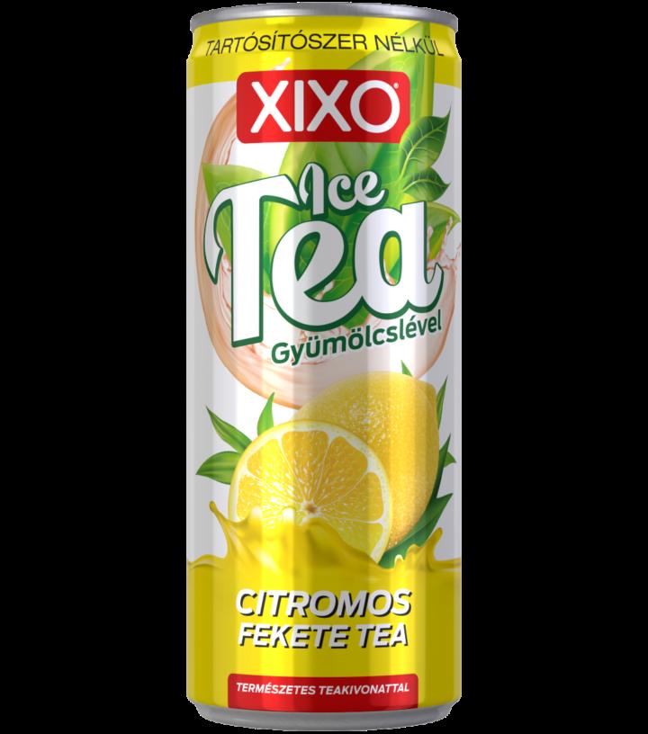 XIXO ICE TEA CITROM 0,25L