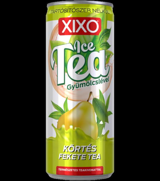 XIXO ICE TEA KÖRTE 0,25L