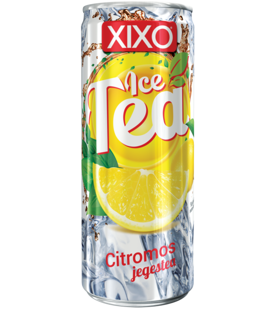 XIXO ICE TEA CITROM 250ML