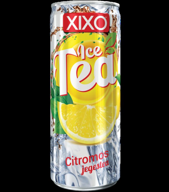 XIXO ICE TEA CITROM 250ML