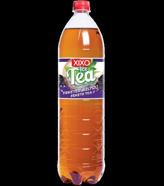 XIXO ICE TEA FEKETERIBIZLI 1,5L