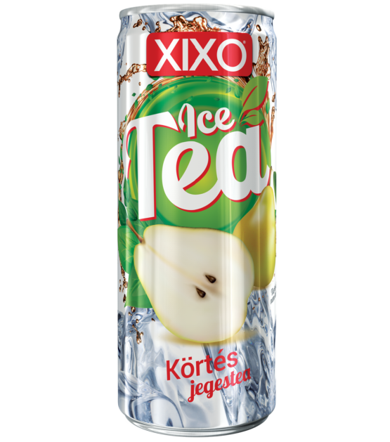 XIXO ICE TEA KÖRTE 250ML