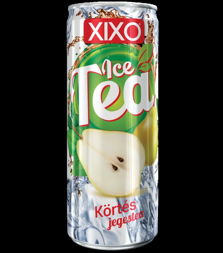 XIXO ICE TEA KÖRTE 250ML