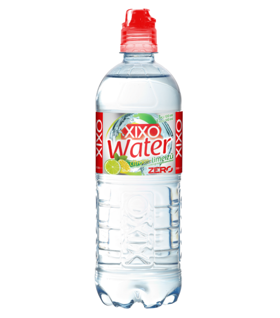 XIXO WATER CITROM-LIME 0,75L