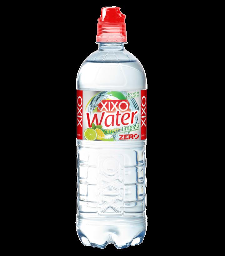 XIXO WATER CITROM-LIME 0,75L