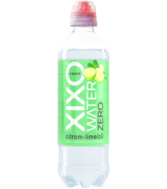 XIXO WATER CITROM-LIME 0,5L