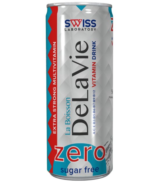 DeLaVie Sugarfree 250ml