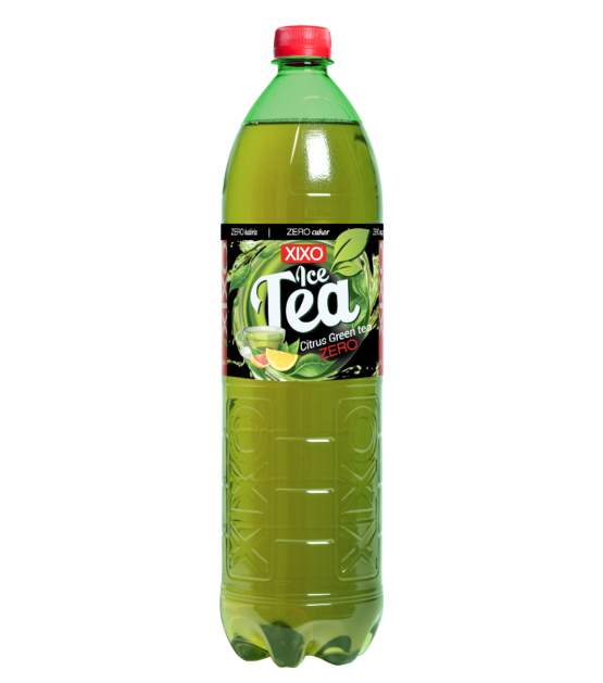 Xixo Ice Tea Citrus Green Tea 1,5L ZERO