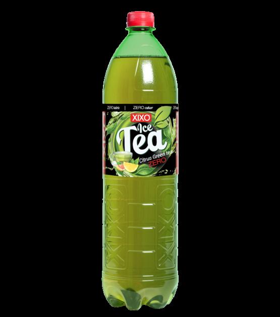 Xixo Ice Tea Citrus Green Tea 1,5L ZERO