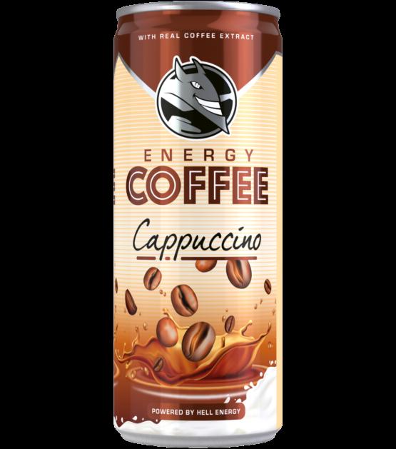 ENERGY COFFEE CAPPUCCINO