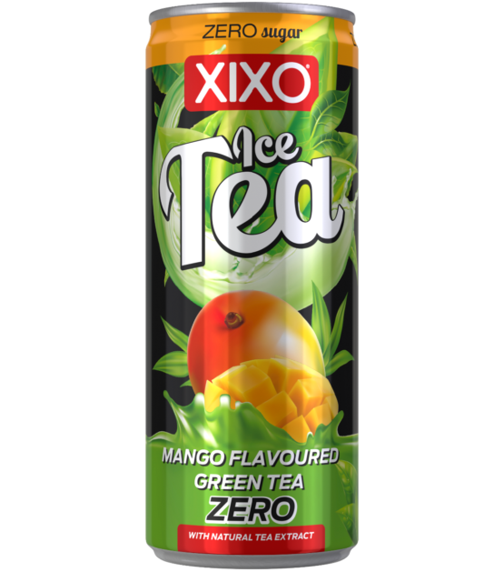 Xixo Ice Tea Green Tea Mango Zero 0,25L