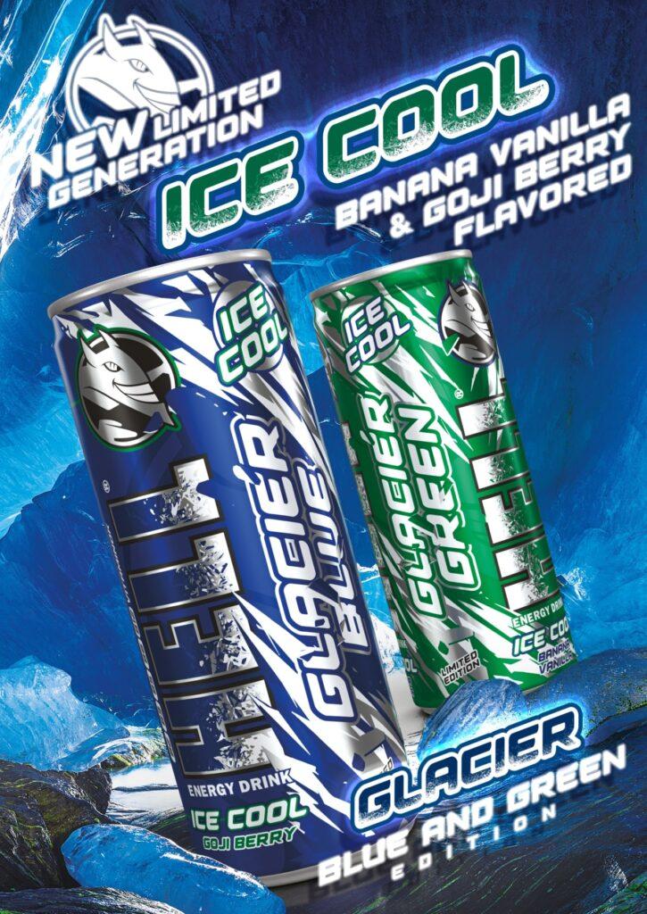 Új HELL ICE COOL ízek!