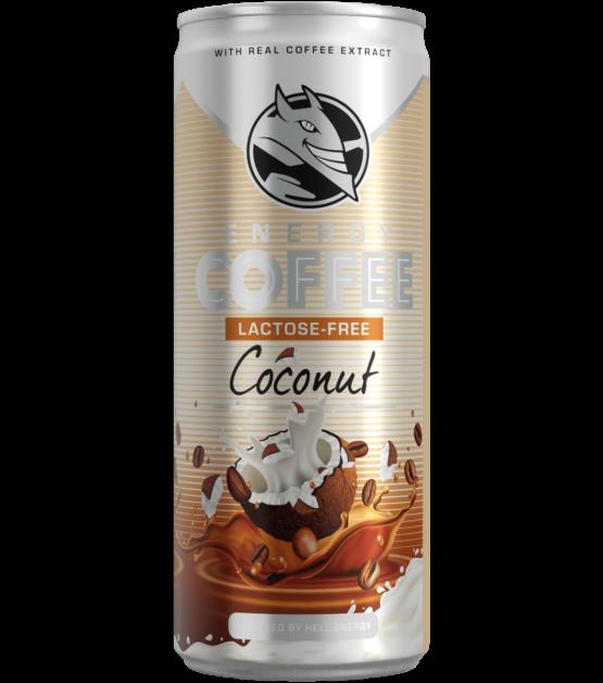 HELL ENERGY COFFEE Coconut