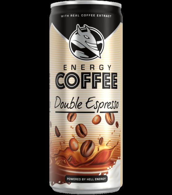 HELL ENERGY COFFEE Double Espresso